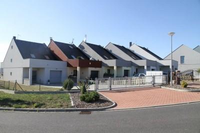 Horažďovické předměstí řadové domy 2